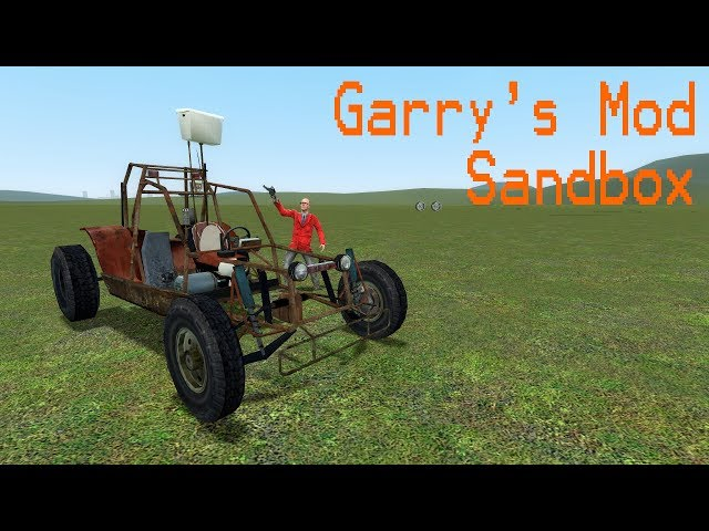 CHEECH AND CHONG [Garry's Mod Sandbox #03]