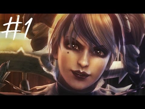 Soul Calibur 5 Gameplay - Story Mode Walkthrough Part 1