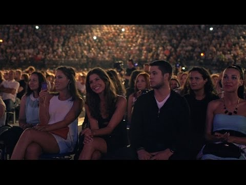 2cellos With Or Without You Live At Arena Pula