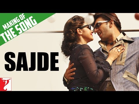 Kill Dil Leaks - Making Of Sajde Song