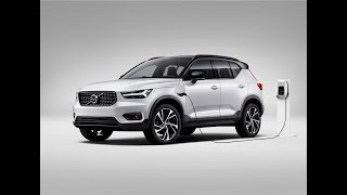 Nouvelle Volvo XC40 T5 Twin Engine, l'hybride venue du froid
