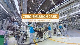 Toyota Zero-Emission Cars