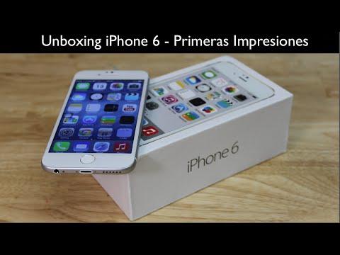 Unboxing iPhone 6 Clone   Primeras impresiones