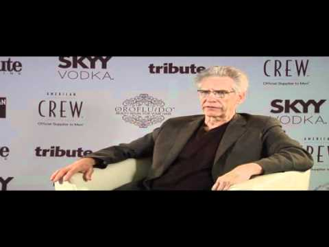 David Cronenberg Tribute.ca Interview