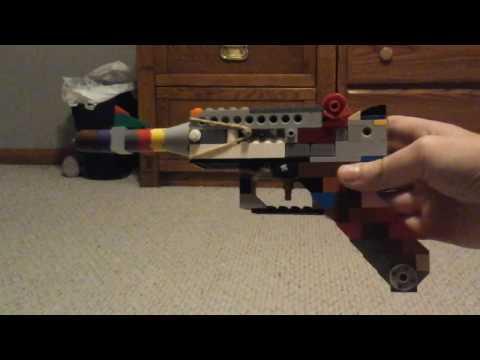 Lego lugermorph. tf2