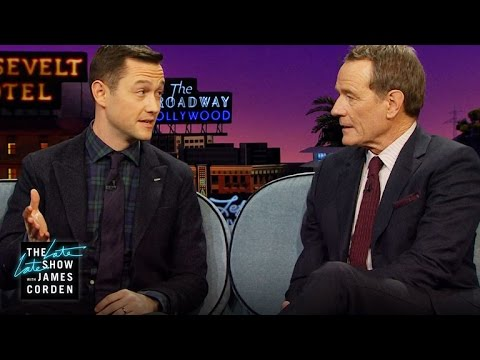 Bryan Cranston's 'Trumbo' Is Personal to Joseph Gordon-Levitt