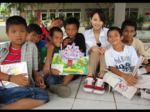 [NTV] Maki Horikita 堀北 真希 - Jakarta Street Children [re-upload]