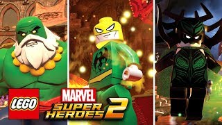 LEGO Marvel Super Heroes 2 - Five New Screenshots!