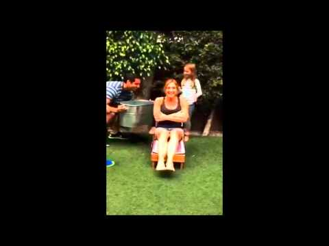 Sasha Alexander ALS Ice Bucket Challenge