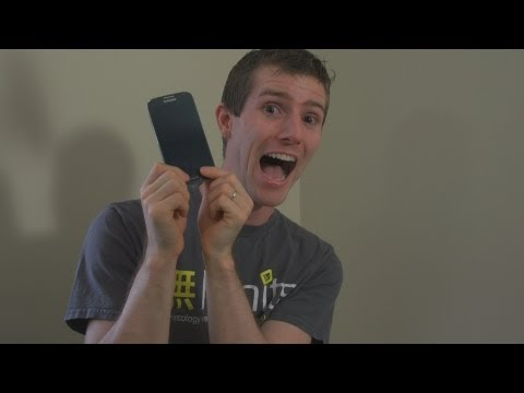 Samsung Galaxy S4 Unboxing & Review
