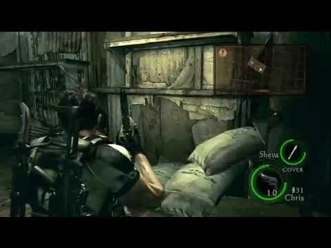Guìa Resident Evil 5 parte 2