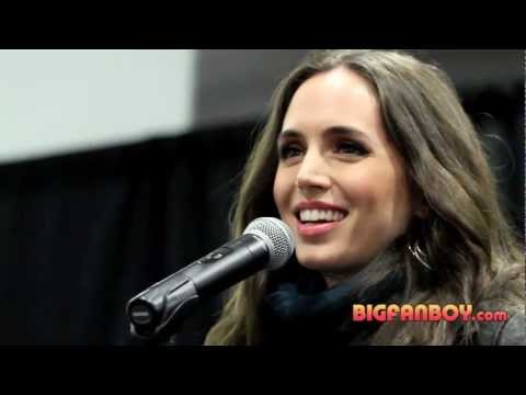 Eliza Dushku Q&A panel highlights from Dallas Sci-Fi Expo 2012 - Bigfanboy.com