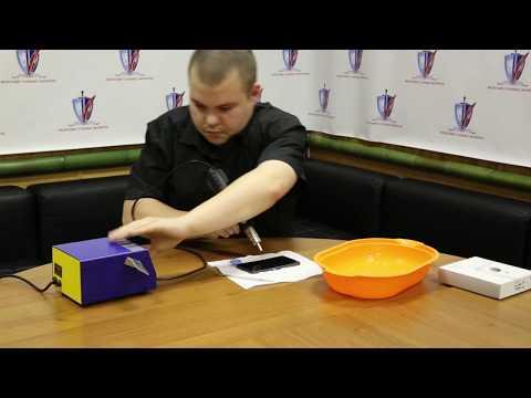 Слово Эксперту 111. Техническая экспертиза сотового телефона Sony Xperia. Экспертиза мобильного