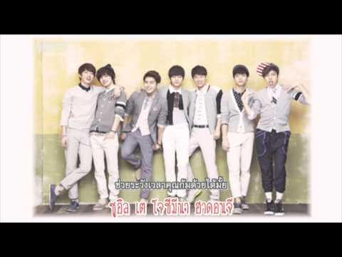 [KARAOKE-TH] INFINITE - Inconvenient Truth 불편한 진실
