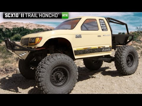 Budget Build Time! Axial SCX10-II Trail Honcho RTR