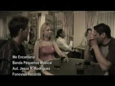 Banda Pequeños Musical- Me Encantaria- Video Oficial