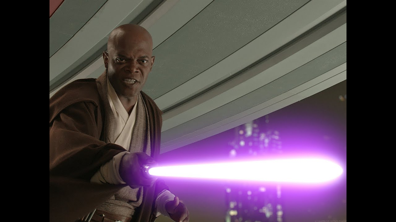 Samuel Lee Jackson Star Wars Samuel l Jackson in Star Wars