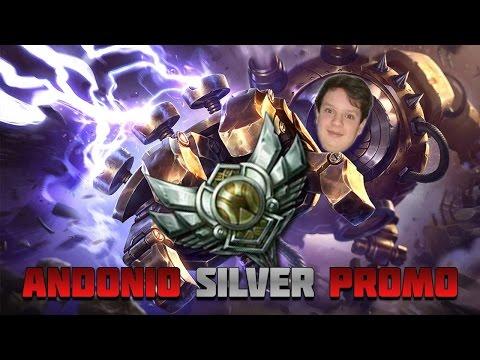 ANDONIO PROMO PER SILVER PARTE 1