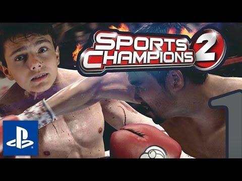Sports Champions 2 - PRAWDZIWY BOKS