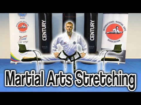 Flexibility for Martial Arts Tutorial (Get High Kicks/Splits)