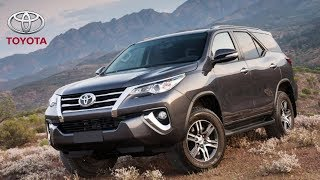 💥2019 Toyota Fortuner | OFF-ROAD test drive & INTERIOR