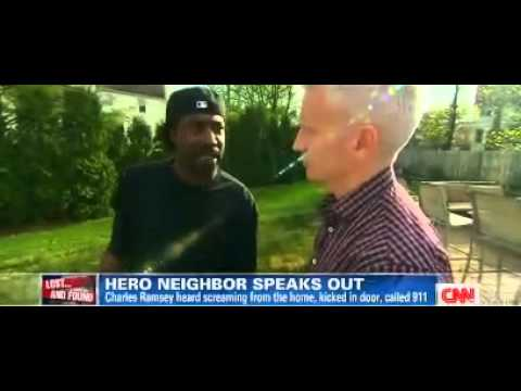 (NEW) CHARLES RAMSEY INTERVIEW WITH ANDERSON COOPER