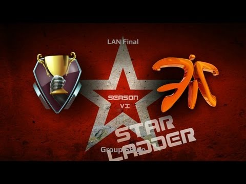 SLTV StarSeries S6 Day 6  iCCup vs Fnatic
