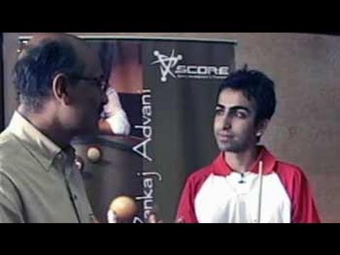 Pankaj Advani's lessons in Billiards and Snooker (Aired: September 2006)