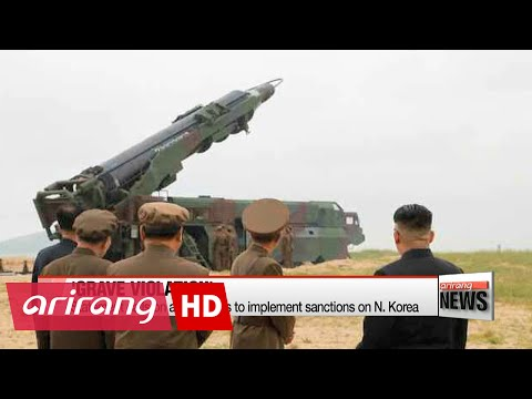 UN Security Council condemns N. Korea's missile launches in statement