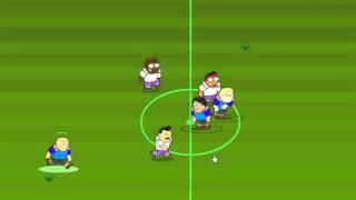 Смотреть прохождение игр на денди футбол без правил