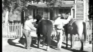 Range Rider OUTLAW PISTOLS western episode full length
