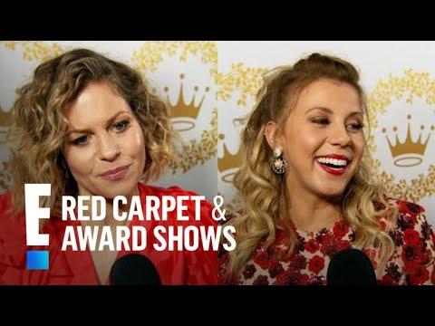 Candace Cameron Bure & Jodie Sweetin Talk