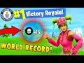 45 KILLS BY 1 PLAYER NEW WORLD RECORD Fortnite FAILS WINS 8 mp3