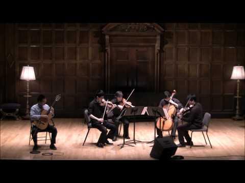 Ferdinando Carulli's Petit Guitar Concerto in E minor Op.140