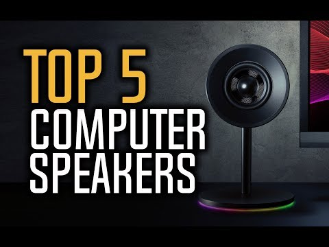 Best Computer Speakers in 2018 - Which Is The Best Computer Speaker?