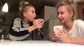 Lisa & Lena Funniest TikTok comedy compilation 2018