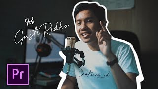 Character Introduction Freeze Effect - Adobe Premiere Pro (Indonesia)