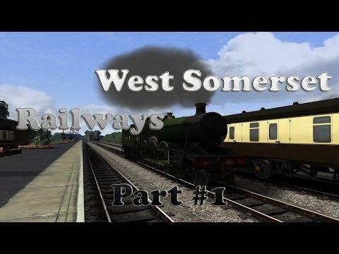 Train Simulator 2014 - West Somerset Railways (Part - #1)