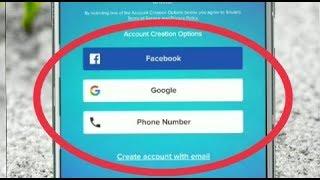 Smule Singing App Create Account