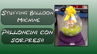 Stuffing Machine - Realizzare un regalo originale