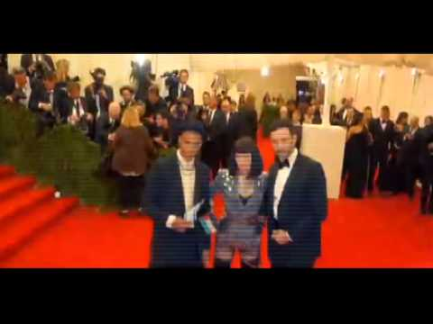 MADONNA MET GALA 2013 TR ALTYAZILI RPORTAJ VE KIRMIZI HALI TREN