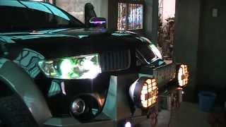Strada to Montero Sport Headlights