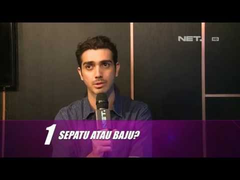 Entertainment News - 8 Quick Question with Fachri Albar