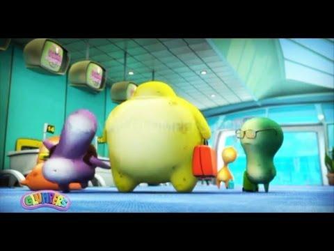 Glampersy - Аэропорт - Glumpers, коллекция мультфильмов