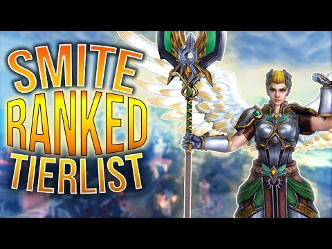 Why Ranked God Stats Are Useless! SMITE RANKED TIER LIST PATCH 4.21
