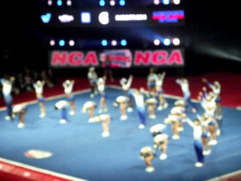 Twist and shout obsession nca 2012