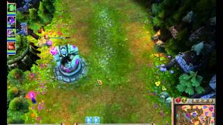 League Of Legends Rug Old Sion and Sammi Taric