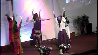TBCCI Dance Team - I Feel Your Spirit All Over Me -