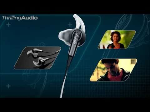 ThrillingAudio: Introducing the New Bose IE2 Audio Headphones