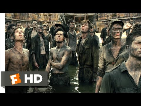 Unbroken (10/10) Movie CLIP - War Is Over (2014) HD